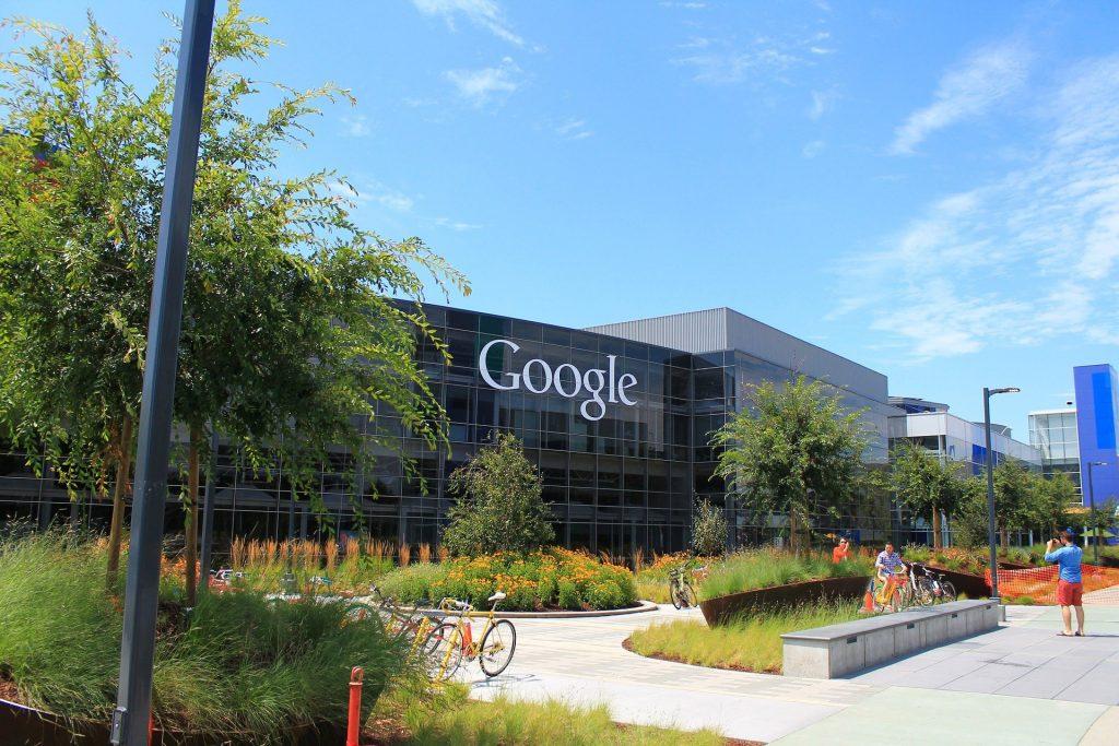 GooglePlex, home of Alphabet, Mountain View, CA