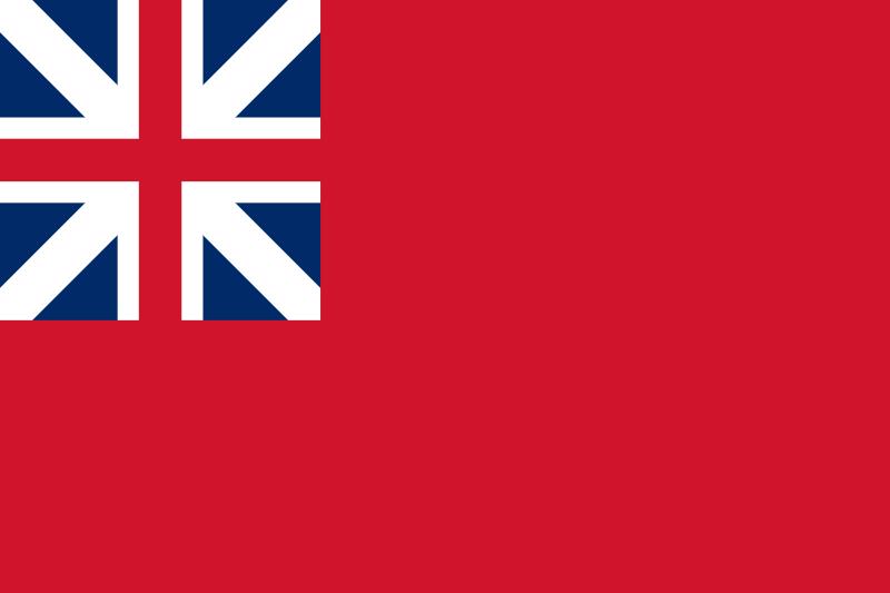 Flag of Thirteen Colonies